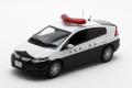 限定ミニカー RAI'S 1/43 H7431004  ホンダ インサイト G 2010 茨城県警察所轄署小型警ら車両