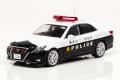 ミニカー レイズ RAI'S 1/43 H7431701 トヨタ クラウン アスリート(GRS214) 2017 神奈川県警察高速道路交通警察隊(509) 限定1000台 4548565328925
