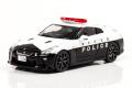 予約品 2月下旬〜3月頃 ミニカー RAI'S(レイズ) 1/43 H741801 日産 GT-R (R35) 2018 栃木県警察高速道路交通警察隊車両 1500台限定 4548565352449