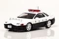 予約品 7月頃 ミニカー RAI'S(レイズ)1/43 H7439707 三菱 GTO Twin Turbo MR (Z15A) 1997 愛知県警察高速道路交通警察隊車両 限定800台 4580198721599