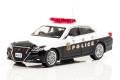 予約品 1月下旬〜2月頃 ミニカー RAI'S(レイズ)1/64 H7640015 トヨタ クラウン アスリート (GRS214) 警視庁交通機動隊車両 (8交7) 800台限定