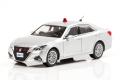 予約品 1月下旬〜2月頃 ミニカー RAI'S(レイズ)1/64 H7640018 トヨタ クラウン アスリート (GRS214) 警察本部交通覆面車両 (銀) 800台限定