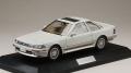 予約品 2018年4月以降 ミニカー HOBBY JAPAN レジンモデル 1/18 HJ1801FWS トヨタ ソアラ 3.0GT リミテッド (MZ20) 1990 クリスタルホワイトトーニング2 4981932047775