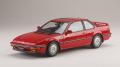 予約品 10月以降順次 ミニカー HobbyJAPAN レジンモデル 1/18 HJ1804BR ホンダ プレリュード Si (BA5) 1987  フェニックスレッド 4981932048659
