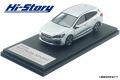 お取り寄せ品 ミニカー ハイストーリー Hi-Story レジンモデル 1/43 HS190SL スバルインプレッサスポーツ SUBARU IMPREZA SPORT 2.0i-S EyeSight (2016) アイスシルバー・メタリック 4523231438245