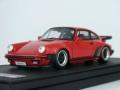 ミニカー ignition model(イグニッションモデル) レジンモデル 1/43 IG0937 Porsche911 (930) Turbo Red 生産数100pcs 4571477909371