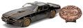 お取り寄せ予約品 4~5月頃 ミニカー Jada Toys ダイキャストモデル 1/24 JADA30998 1977 ポンティアック ファイアーバード トランザム ベルトバックル付き (トランザム7000) 4548565405039