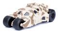 お取り寄せ予約品 10月頃 ミニカー ジャダトイズ JADATOYS ダイキャストモデル 1/24 JADA98543 バットモービル カモフラージュ バージョン (ダークナイト) バットマン フィギュア付 4548565393268