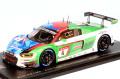 ミニカー SPARK(スパーク) レジンモデル 1/43 SG520 アウディ Audi R8 LMS No.4 Audi Sport Team Phoenix 優勝 24H Nurburgring 2019 P.Kaffer - F.Stippler - F.Vervisch - D.Vanthoor 9580006755209