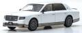お取り寄せ予約品 12月頃 ミニカー KYOSHO(京商) ダイキャストモデル 1/43 KS03694GW トヨタ センチュリー GRMN (ホワイトパール) 4548565386079