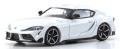 予約品 2020年3月頃 ミニカー KYOSHO 京商 ダイキャストモデル 1/64 KS07110W トヨタ GR スープラ (ホワイト) 4548565380381