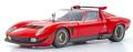 お取り寄せ予約品 2021年4月頃 再発売 ミニカー KYOSHO(京商) ダイキャストモデル 1/18 KS08319R ランボルギーニ ミウラ SVR (レッド) 4548565385690