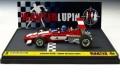 お取寄せ品 再発売 順次取り寄せ ミニカー BRUMM(ブルム) 1/43 L05 フェラーリ 312B ルパン三世 「WANTED」 スタートライン ルパン フィギュア付き 8020677022343