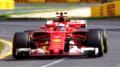 予約品 9月頃 ミニカー LOOKSMART レジンモデル 1/43 LSF108 Scuderia Ferrari SF70H 4位 Australian GP 2017  キミ・ライコネン 9580006140746