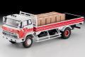 予約品 11月末 ミニカー トミーテック トミカリミテッドヴィンテージネオ 1/64 LV-N44d 日野KB324型トラック(白/赤) 4543736312895