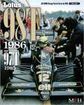 予約品 【写真集】ジョーホンダレーシングピクトリアル 第14弾 ロータス98T 1986