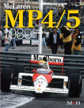 【写真集】ジョーホンダレーシングピクトリアル 30  マクラーレンMP4/5 1989