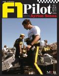 MFH MH-F1P-1 写真集 ジョー・ホンダ F1パイロット・シリーズ Vol.1 「アイルトン・セナ」 全132P 【書籍】