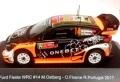 予約品 9月頃 ミニカー MINItec ミニテック 1/43 MNP506 フォード フィエスタ WRC 2017年ラリー・ポルトガル #14 M. Ostberg