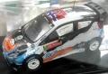 予約品 9月頃 ミニカー MINItec ミニテック 1/43 MNPRP2012 フォード フィエスタ WRC 2012年ラリー・ポルトガル 優勝 #10 M. Ostberg