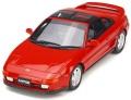 予約品 4月頃 ミニカー OttO mobile レジンモデル (開閉機構なし) 1/18 OTM234 トヨタ MR2 (レッド) 世界限定数: 1,500個 4548565345090