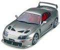 予約品 2020年2月頃 ミニカー OttO mobile (オットーモビル) レジンモデル(開閉機構なし) 1/18 OTM303 トヨタ TRD 3000GT (シルバー) 世界限定 1,500個 4548565378852