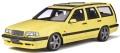 お取り寄せ予約品 2020年1月頃 ミニカー OttO mobile (オットーモビル) レジンモデル(開閉機構なし) 1/18 OTM310 ボルボ 850 T5-R エステート (イエロー) 世界限定 2,000個 4548565378920