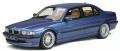 お取り寄せ予約品 12月頃 ミニカー  OttO mobile レジンモデル(開閉機構なし) 1/18 OTM359 アルピナ B12(E38) BMW (ブルー) 世界限定 3,000個 4548565393619
