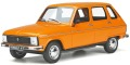 お取り寄せ予約品 11月頃 ミニカー  OttO mobile (オットーモビル) レジンモデル(開閉機構なし) 1/18 OTM371 ルノー 6 TL (オレンジ) 世界限定 1,500個 4548565410088