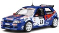 お取り寄せ予約品 10月頃 ミニカー OttO mobile レジンモデル (開閉機構なし) 1/18 OTM596 シトロエン サクソ キットカー Tour de Corse(ブルー/ホワイト/レッド)世界限定 1,500個 4548565350254