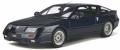 お取り寄せ予約品 2020年2月頃 ミニカー OttO mobile (オットーモビル) レジンモデル(開閉機構なし) 1/18 OTM755 アルピーヌ GTA ル・マン (ダークブルー) 世界限定 999個 4548565378876