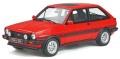 お取り寄せ予約品 12月頃 ミニカー  OttO mobile レジンモデル(開閉機構なし) 1/18 OTM848 フォード フィエスタ XR2 Mk.1 (レッド) 世界限定 2,000個 4548565393633