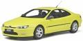 予約品 9月頃 ミニカー  OttO mobile (オットーモビル) レジンモデル(開閉機構なし) 1/18 OTM897 プジョー 406 V6 クーペ (イエロー) 世界限定 2,000個 4548565408375