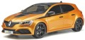 お取り寄せ予約品 11月頃 ミニカー  OttO mobile (オットーモビル) レジンモデル(開閉機構なし) 1/18 OTM899 ルノー メガーヌ RS パフォーマンス キット (オレンジ)世界限定 3,000個 4548565410101