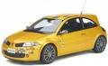 予約品 9月頃 ミニカー  OttO mobile (オットーモビル) レジンモデル(開閉機構なし) 1/18 OTM914 ルノー メガーヌ II RS ルノー F1 チーム エディション (イエロー) 世界限定 4,000個 4548565408368
