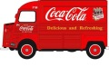 予約品 2019年4〜6月頃 ミニカー OXFORD(オックスフォード) 1/76 OX76CIT03CC シトロエン H タイプ バン Coca Cola