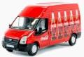 予約品 8月頃 ミニカー  オックスフォード Oxford 1/76 OX76FT013CC フォード トランジット コカ・コーラ 4548565350599