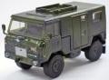 予約品 9月頃 ミニカー  オックスフォード Oxford 1/76 OX76LRFCS01 ランドローバー フォワードコントロール シグナル Nato グリーンカモフラージュ