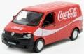 予約品 8月頃 ミニカー  オックスフォード Oxford 1/76 OX76T5V03CC VW T5 バン コカ・コーラ 4548565382835