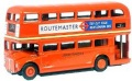 お取り寄せ予約品 10月頃 ミニカー  オックスフォード Oxford 1/148 OXNRM001 ロンドン トランスポート ルートマスター 2階建てバス