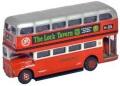 お取り寄せ予約品 10月頃 ミニカー  オックスフォード Oxford 1/148 OXNRM003 Golden Jub. ルートマスター 2階建てバス