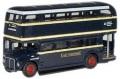 お取り寄せ予約品 10月頃 ミニカー  オックスフォード Oxford 1/148 OXNRM008 East Yorkshire ルートマスター 2階建てバス