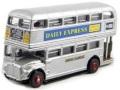 お取り寄せ予約品 10月頃 ミニカー  オックスフォード Oxford 1/148 OXNRM010 RM664 Silver Lady ルートマスター 2階建てバス