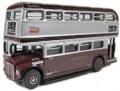 お取り寄せ予約品 10月頃 ミニカー  オックスフォード Oxford 1/148 OXNRM013 Bow Centenary ルートマスター 2階建てバス