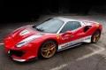 お取り寄せ予約品 2020年1月以降順次 ミニカー BBR MODELS レジンモデル 1/43 BBRC219LA フェラーリ 488 ピスタ スパイダー クローズドルーフ スペシャルバージョン ラウダ