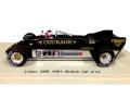 ミニカー プラネックスコレクション 1/43 PLX008 ロータス88B 1981 英国GP ナイジェル・マンセル 4941250192687