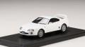 お取り寄せ品 順次 ミニカー MARK43 レジンモデル 1/43 PM4307ASW トヨタスープラ(A80) 1993 カスタムバージョン スーパーホワイト2 4981932049519