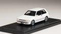 お取り寄せ品 ミニカー MARK43 レジンモデル 1/43 PM43108NW トヨタカローラ FX-GT (AE82) ホワイト 4981932050270