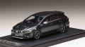 予約品 2019.年4月以降 ミニカー MARK43 レジンモデル 1/43 PM43114GM スバルレヴォーグSTI スポーツアイサイト(D型) ダークグレーメタリック 4981932049854