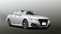 予約品 2019年4月以降順次 ミニカー MARK43 レジンモデル 1/43 PM43117AGW トヨタクラウン RS アドバンス 2018 ホワイトパールクリスタル シャイン 4981932050560